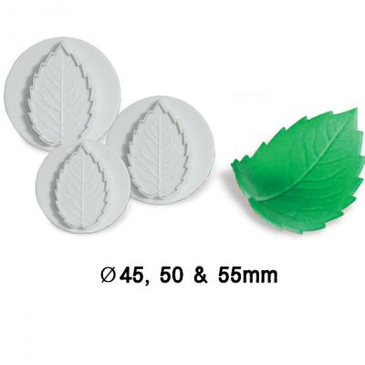 Plunger Cutter - Leaves