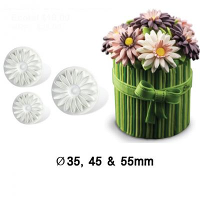 Plunger Cutter - Flowers