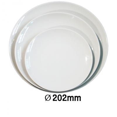 Coupe Plate-Ø202mm