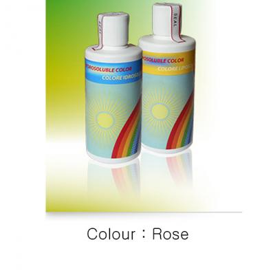 Hydrosoluble Liquid Colour - Pink